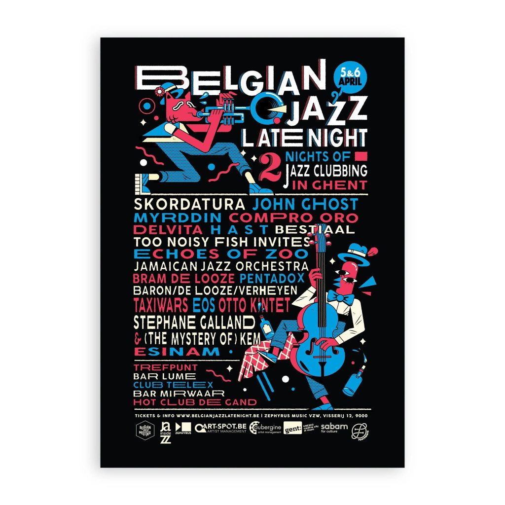 Belgian Jazz Late Night 2019